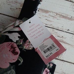 Cacique Intimates & Sleepwear - NWT CACIQUE Uplift Plunge Floral Bra Size 44H
